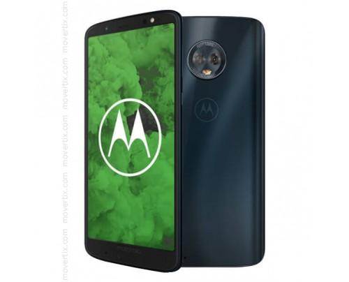 Motorola Moto G6 Plus Dual SIM en Azul de 64GB y 4GB RAM (XT1926-3)