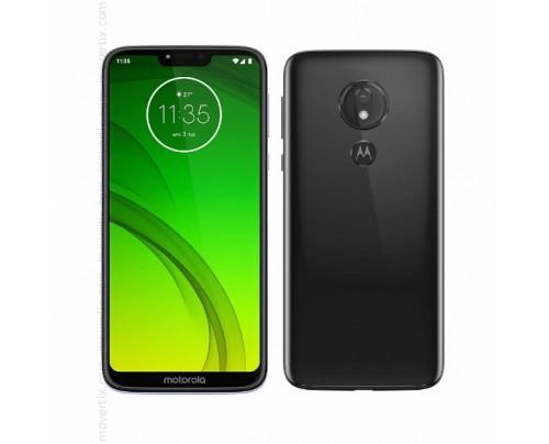 Motorola Moto G7 Power Dual SIM en Negro de 64GB y 4GB RAM