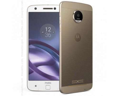 Motorola Moto Z Dual SIM en Blanco (XT1650)