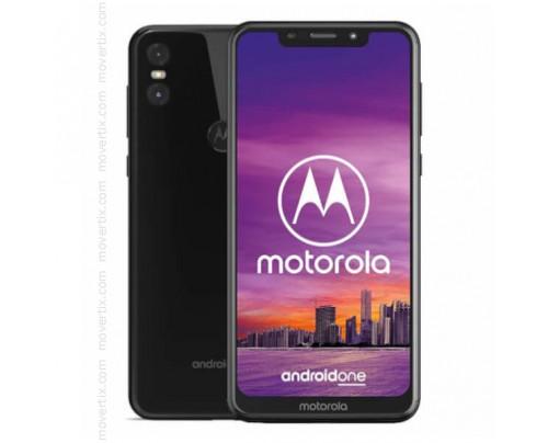 Motorola One Dual SIM en Negro de 64GB y 4GB RAM (XT1941-4)