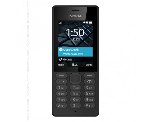 Nokia 150 Dual SIM en Negro