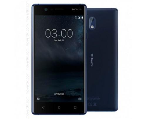 Nokia 3 Dual SIM en Azul