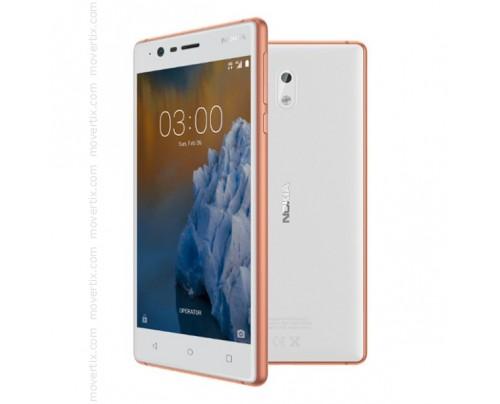 Nokia 3 Dual SIM en Blanco Cobre