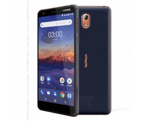 Nokia 3.1 Dual SIM in Blau mit 16GB und 2GB RAM
