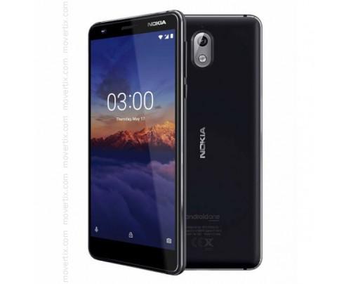 Nokia 3.1 Dual SIM in Schwarz mit 16GB und 2GB RAM