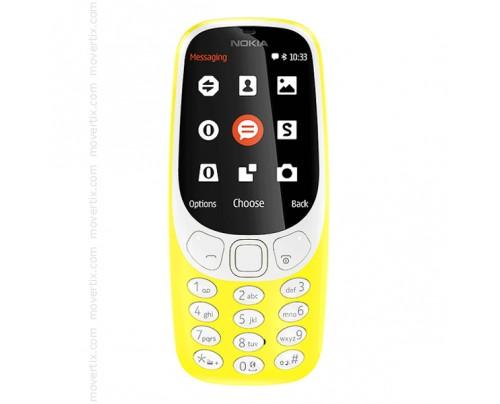 Nokia 3310 (2017) Dual SIM en Amarillo