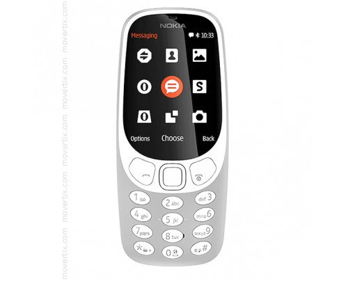 Nokia 3310 (2017) en Gris