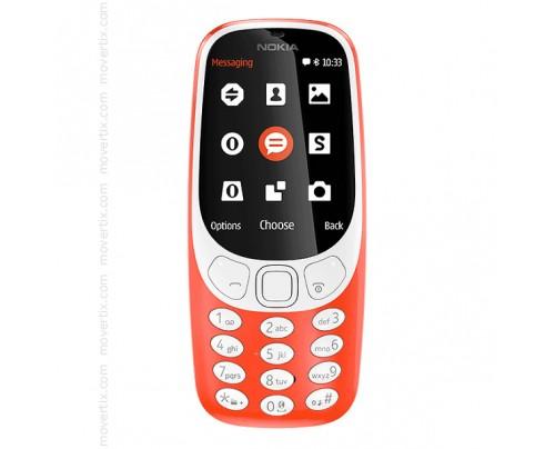 Nokia 3310 (2017) Dual SIM en Rojo