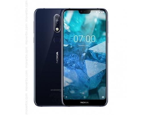 Nokia 7.1 Dual SIM en Azul de 64GB y 4GB RAM