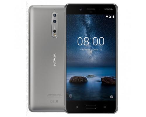 Nokia 8 en Plata