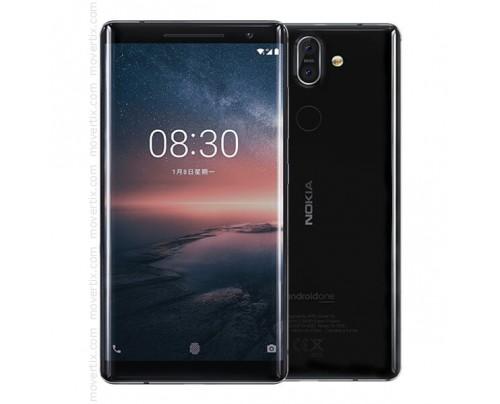 Nokia 8 Sirocco en Negro