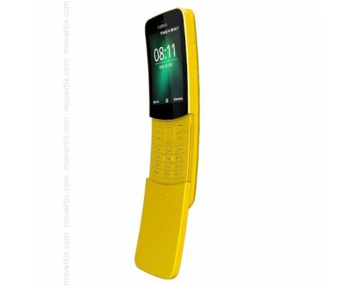 Nokia 8110 4G Dual SIM en Amarillo