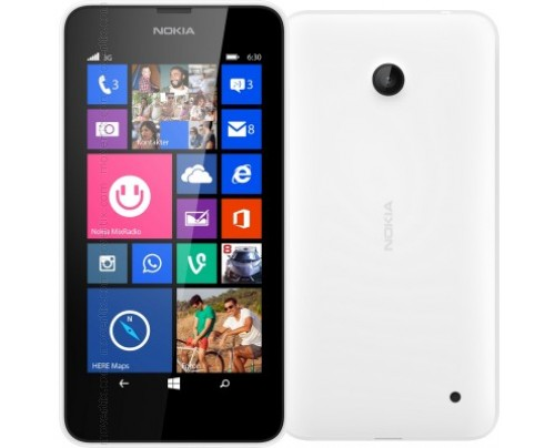 Nokia Lumia 635 in Weiß