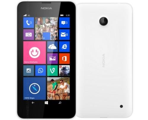 Nokia Lumia 635 Blanc