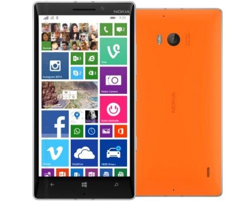 Nokia Lumia 930 Laranja
