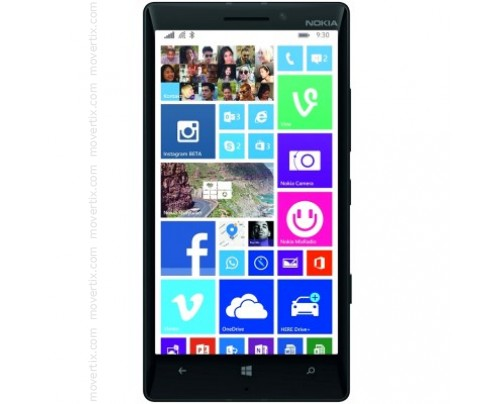 Nokia Lumia 930 in Schwarz