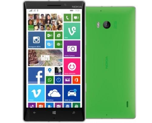 Nokia Lumia 930 in Grün
