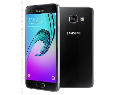 Samsung Galaxy A3 (2016) in Nero (SM-A310F)