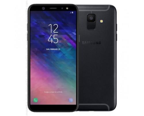 Samsung Galaxy A6 (2018) Dual SIM en Negro de 32GB y 3GB RAM