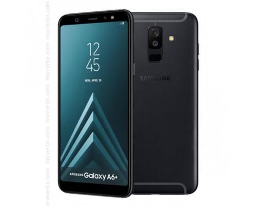 Samsung Galaxy A6 Plus (2018) en Negro de 32GB y 3GB RAM