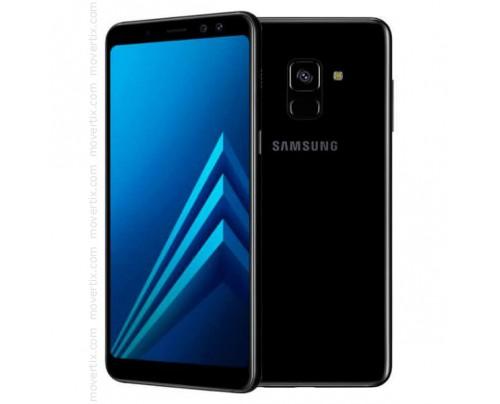 Samsung Galaxy A8 (2018) Dual SIM en Negro de 32GB (SM-A530)