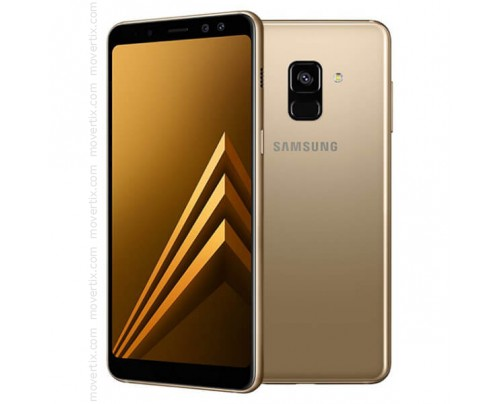 Samsung Galaxy A8 (2018) Dual SIM en Oro de 32GB (SM-A530)