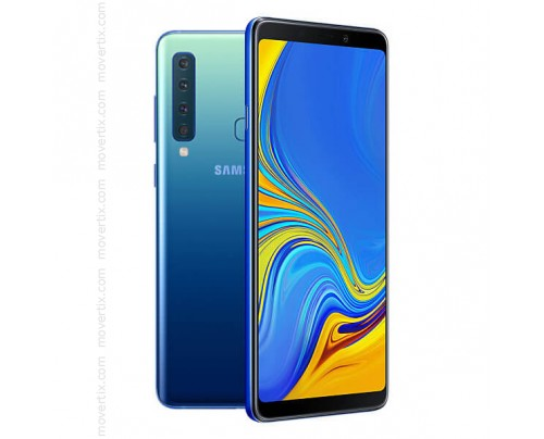 Samsung Galaxy A9 (2018) in Blau mit 128GB und 6GB RAM (SM-A920F)