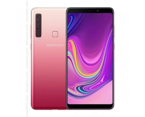 Samsung Galaxy A9 (2018) Dual SIM en Rosa de 128GB y 6GB RAM
