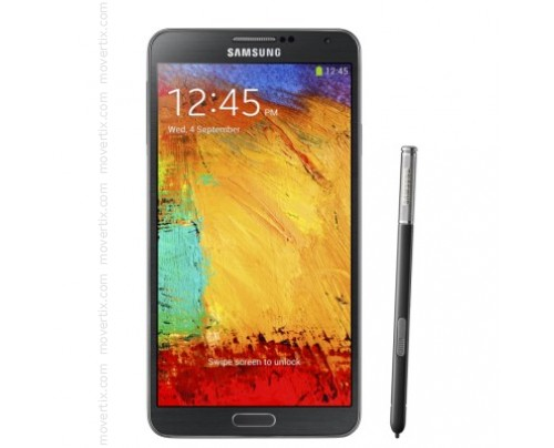 Samsung Galaxy Note 3 in Nero