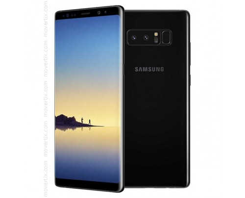 Samsung Galaxy Note 8 Dual SIM en Negro (SM-N950F)