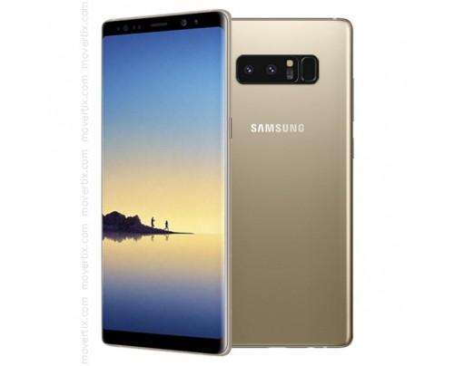 Samsung Galaxy Note 8 Dual SIM en Oro (SM-N950F)