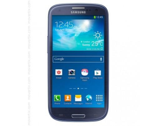 Samsung Galaxy S3 Neo en Azul oscuro