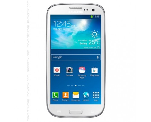 Samsung Galaxy S3 Neo in Bianco