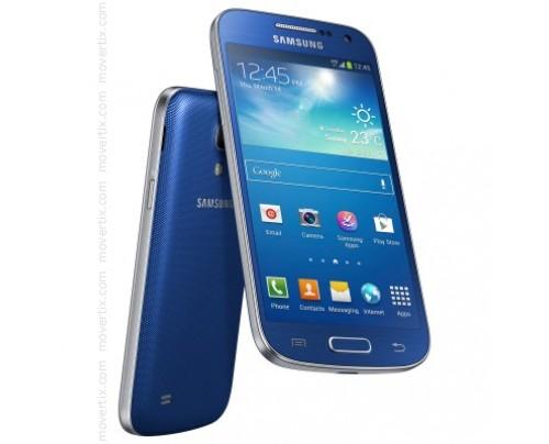 Samsung Galaxy S4 Mini en Azul (i9195)