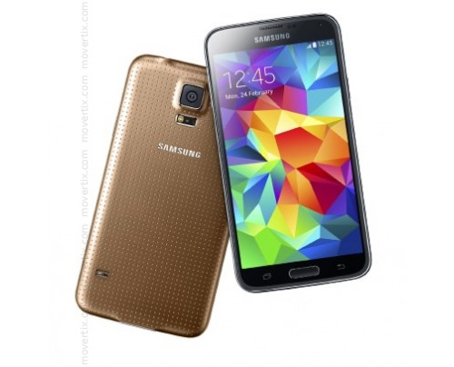 Samsung Galaxy S5 in Gold (G900F)