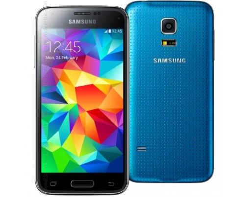 Samsung Galaxy S5 Mini Azul