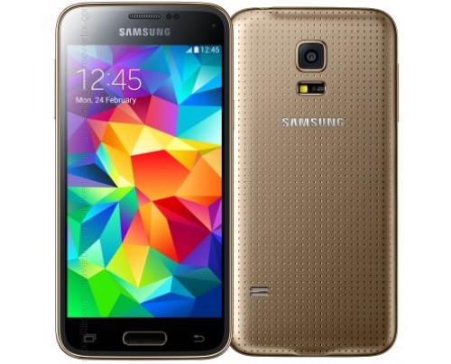 Samsung Galaxy S5 Mini in Dorato