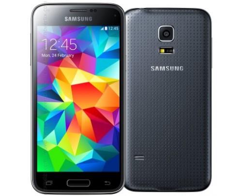 Samsung Galaxy S5 Mini in Nero