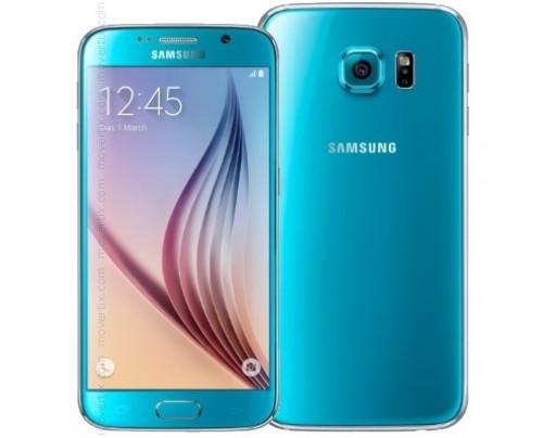 samsung galaxy s6 blue 32gb g920f 8806086936675 movertix mobile phones shop. Black Bedroom Furniture Sets. Home Design Ideas