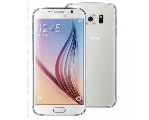 Samsung Galaxy S6 en Blanco de 32GB (G920F)