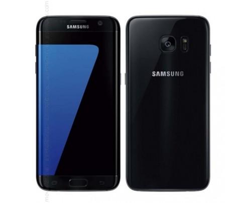 Samsung Galaxy S7 Edge in Nero di 32GB (G935F)