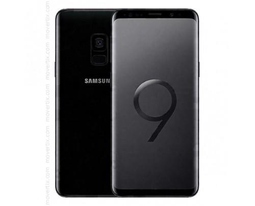 Samsung Galaxy S9 Dual SIM en Negro de 64GB (SM-G960F/DS)