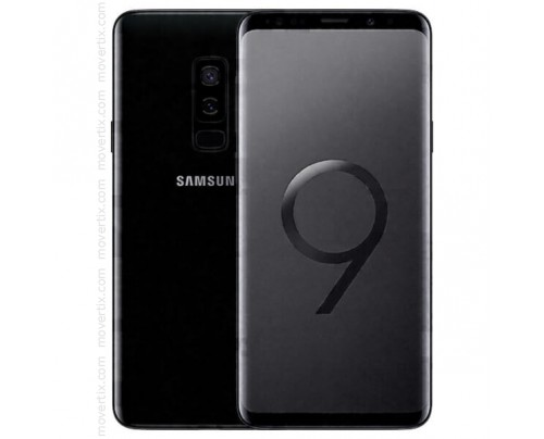 Samsung Galaxy S9 Plus Dual SIM en Negro de 64GB (SM-G965F/DS)