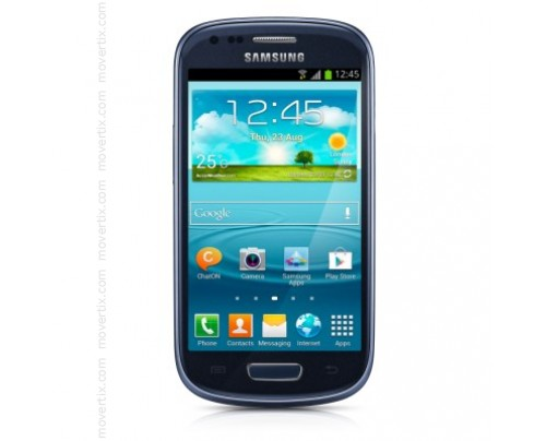 Samsung Galaxy S3 mini VE en Azul