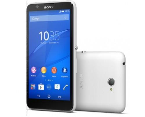 Sony Xperia E4 en Blanco (E2105)