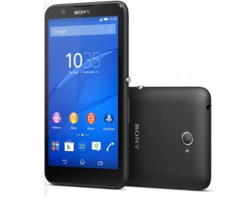 Sony Xperia E4 Preto (E2105)