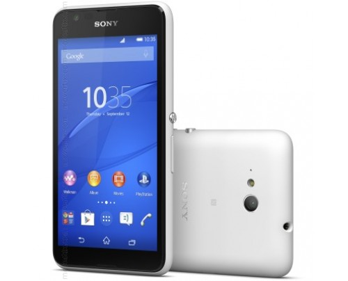 Sony Xperia E4G Branco (E2003)