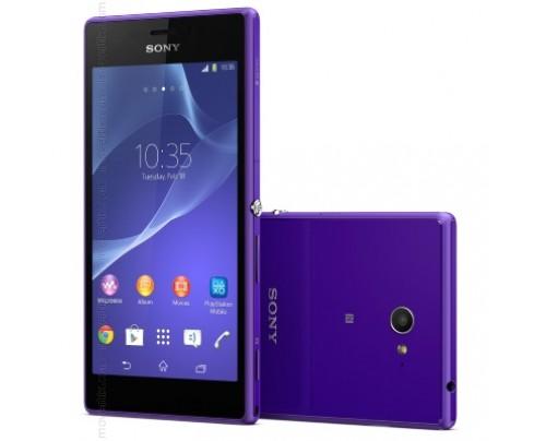 Sony Xperia M2 in Violett