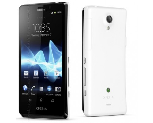 Sony Xperia T LT30p Branco