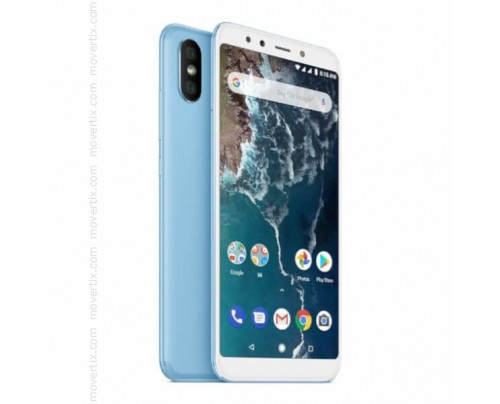 Xiaomi Mi A2 Dual SIM en Azul de 64GB y 4GB RAM